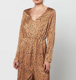 Rut&Circle Bea Long Dress