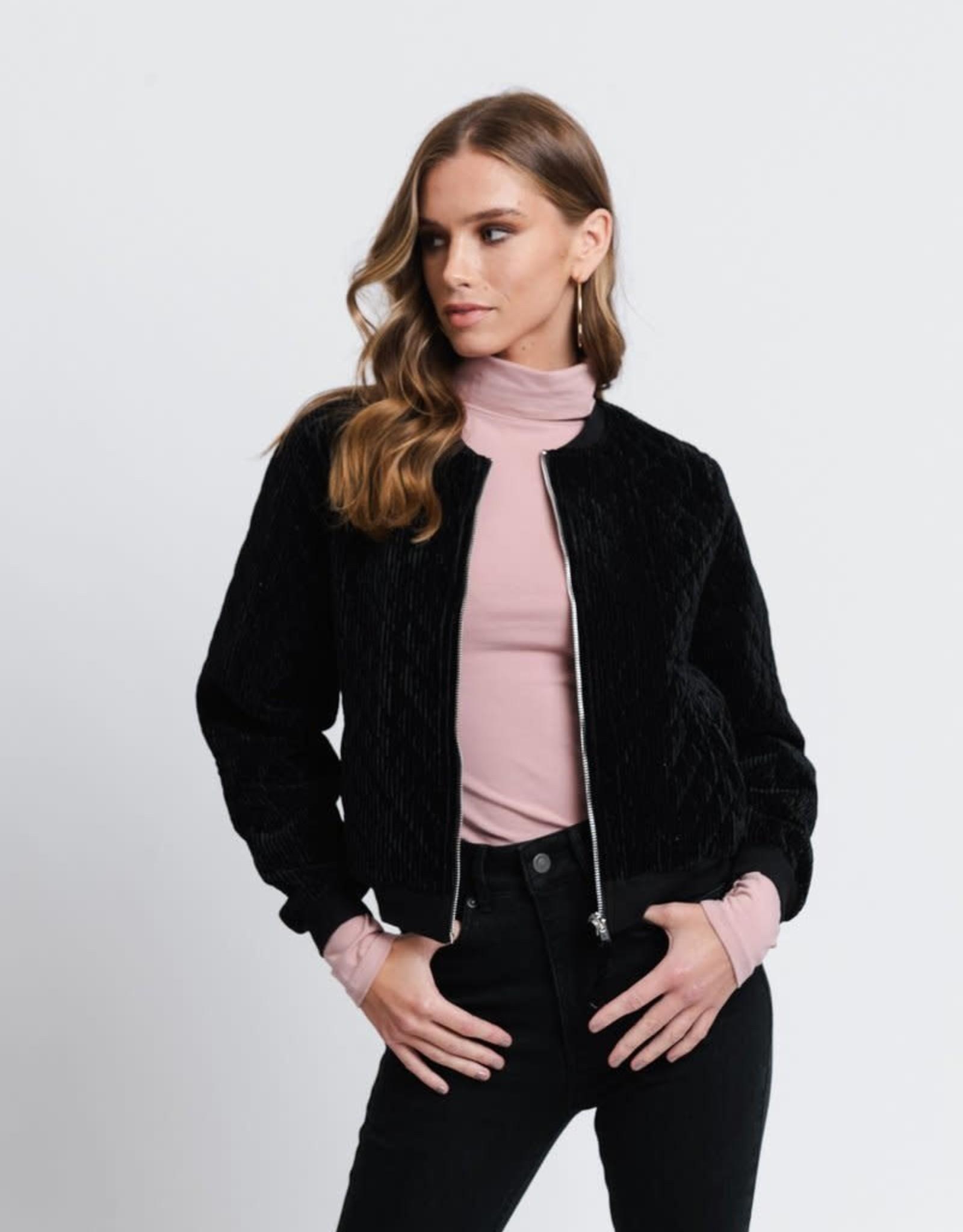Rut&Circle Blair Bomber Jacket