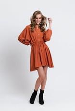 Rut&Circle Melissa Drawstring Dress