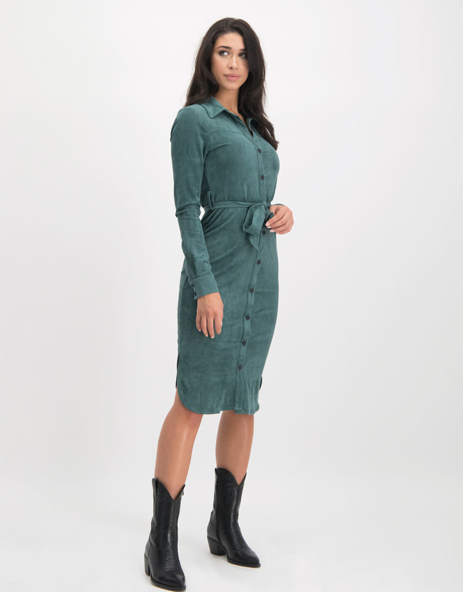 Lofty Manner Dress Carmijn Blue