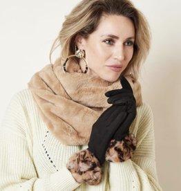Handschoenen Warm Touch Zwart