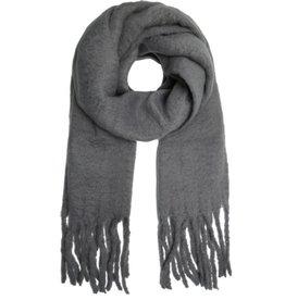 Grijze Sjaal Solid Colors