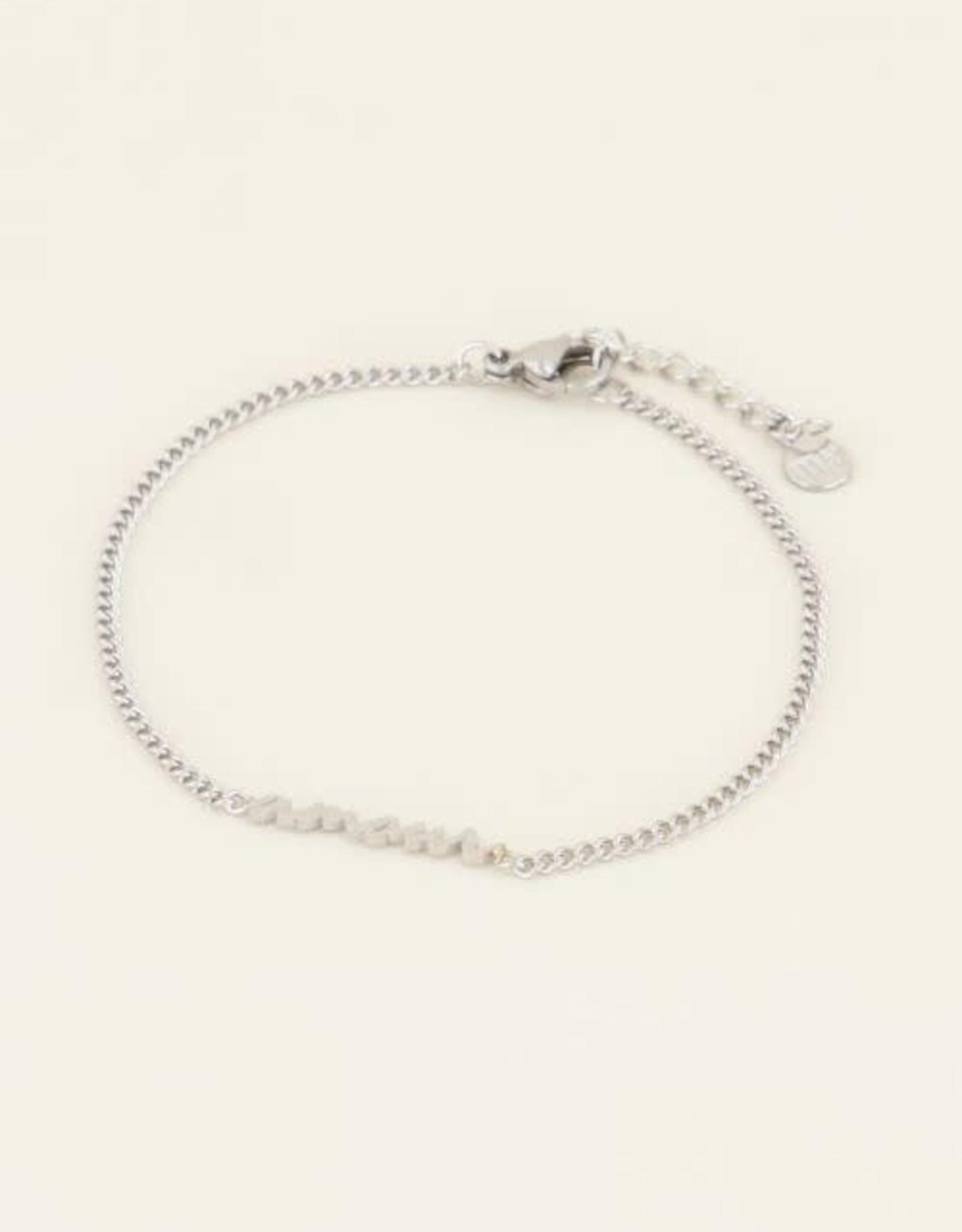 MyJewellery Armband Amour Zilver