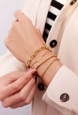 MyJewellery Armband Brave Goud