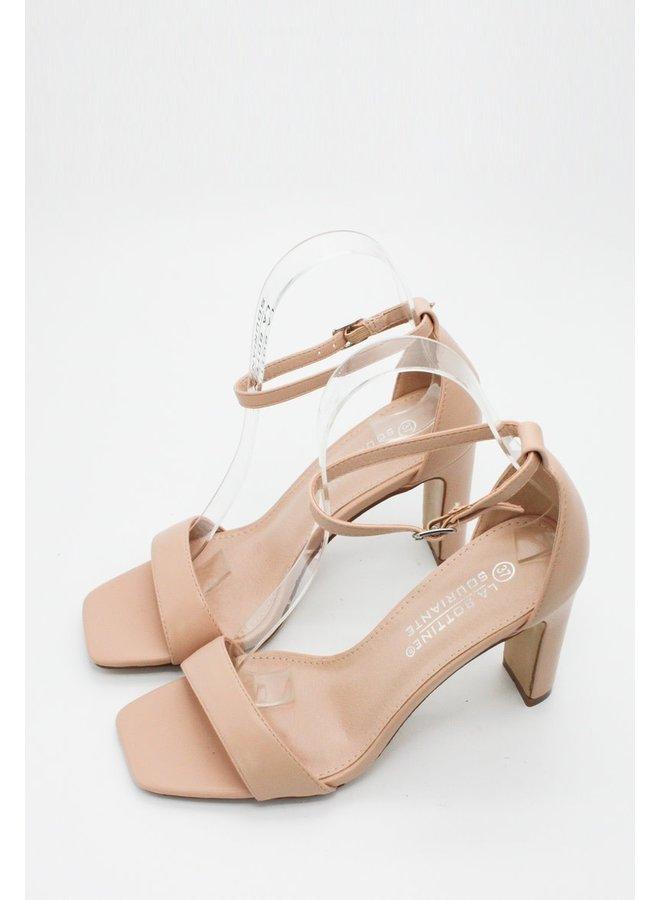 Schoenen Laila Beige