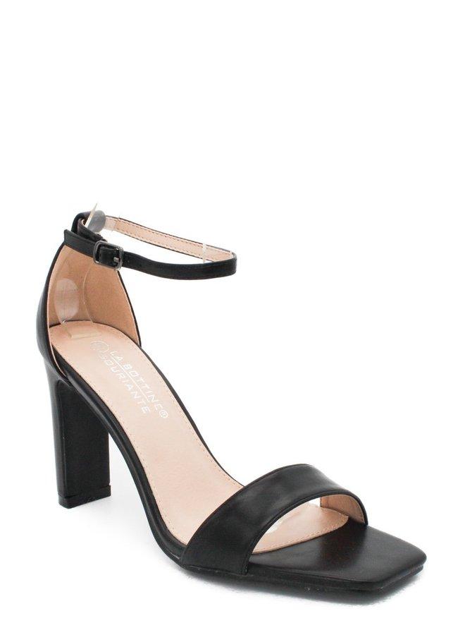 Schoenen Laila Zwart