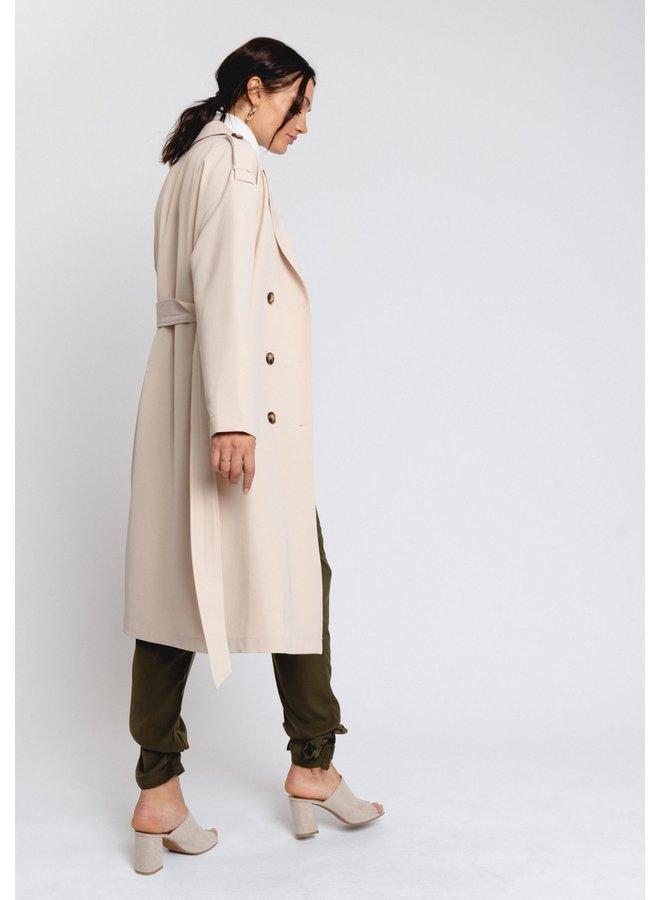 Trench Coat Cleo