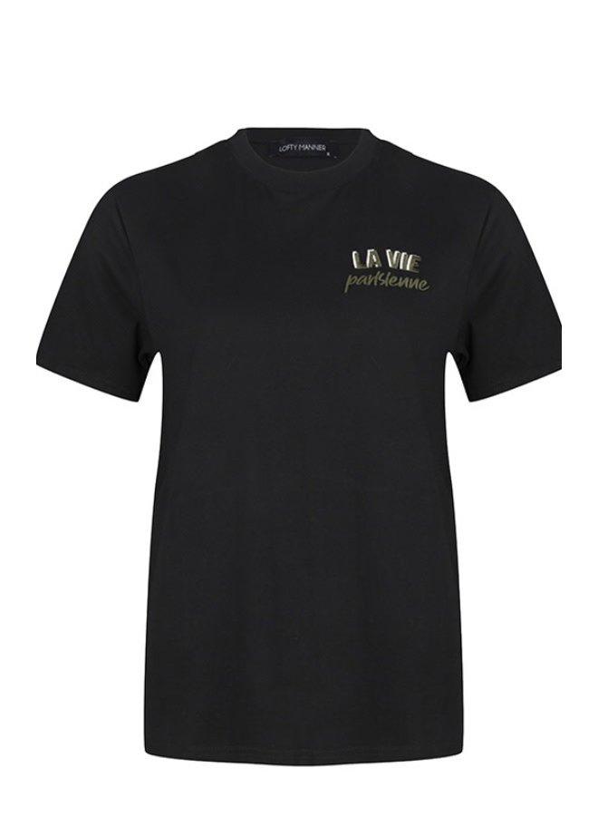 T-shirt Alisha Zwart