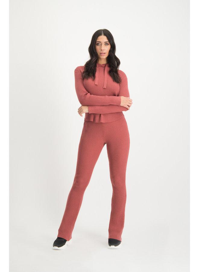 Homewear Broek Florence Roze