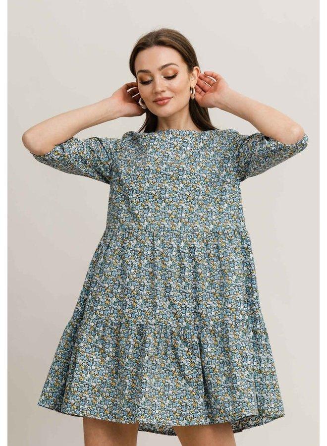 Luna Puff Dress