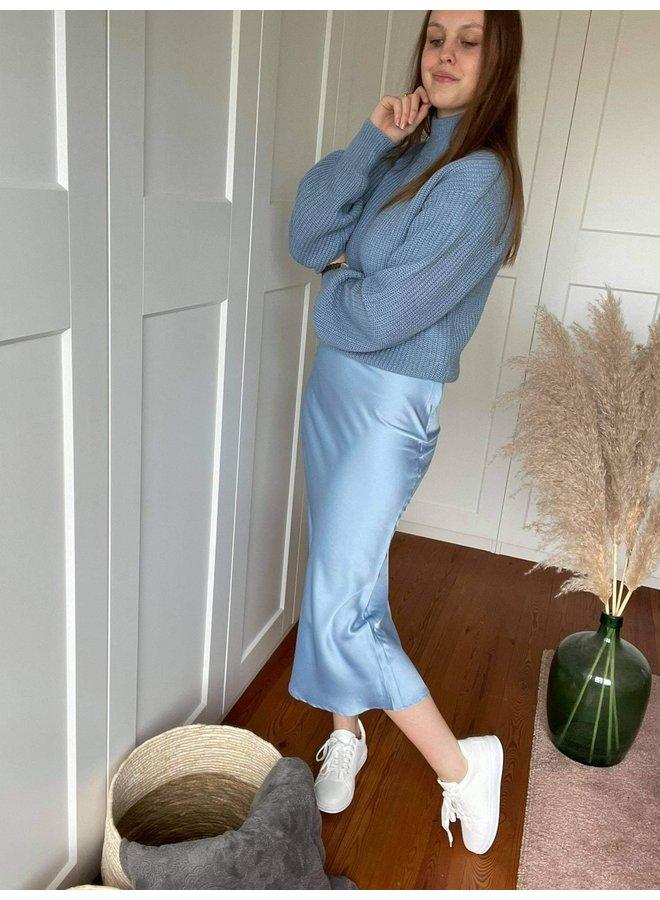 Trui Melina Blauw