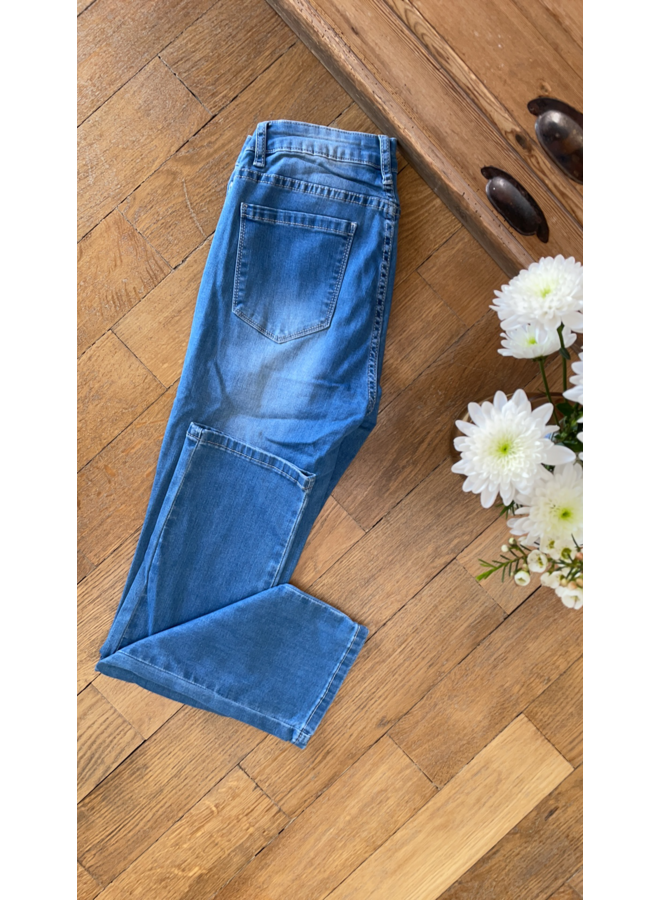 Jeans Toxik Gewone Taille