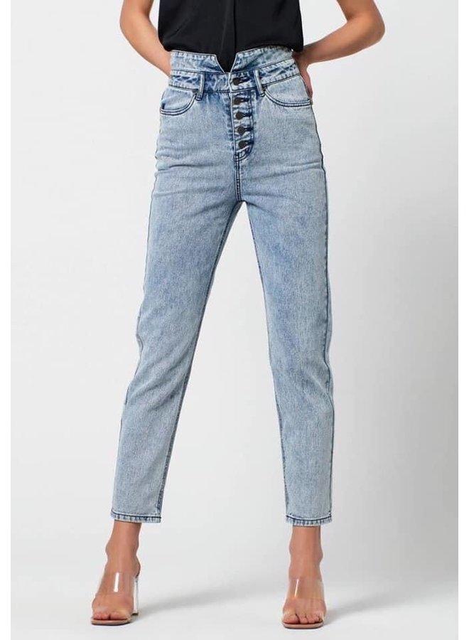 Sanja High Waist Jeans