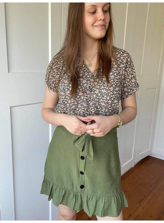 Skirt Coco Green