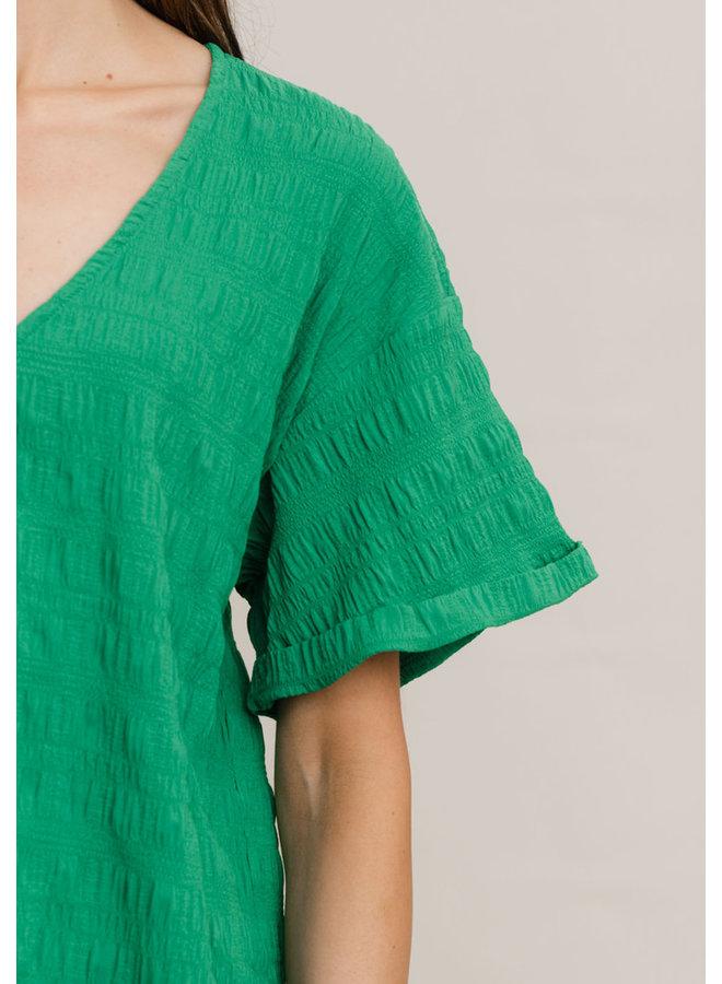 Cornelia Blouse Green