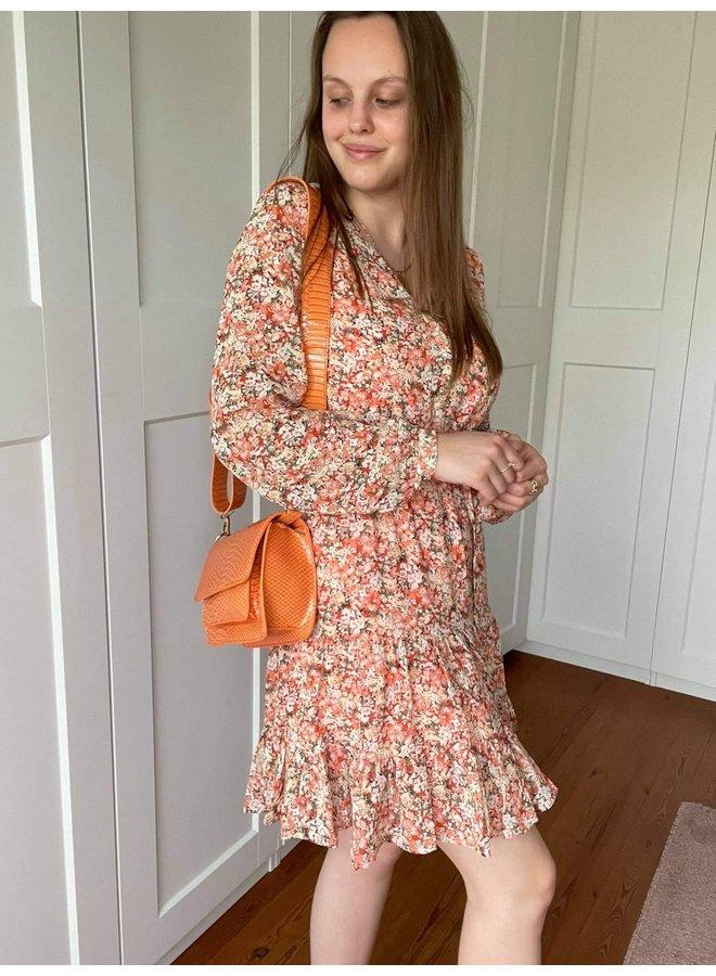 Dress Donya Peach