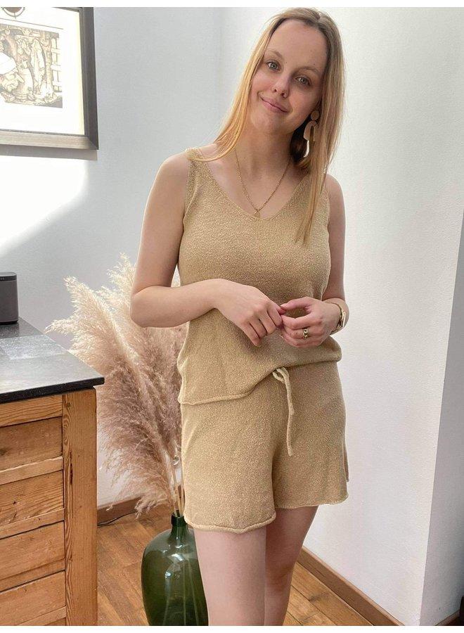 Alma Knit Singlet