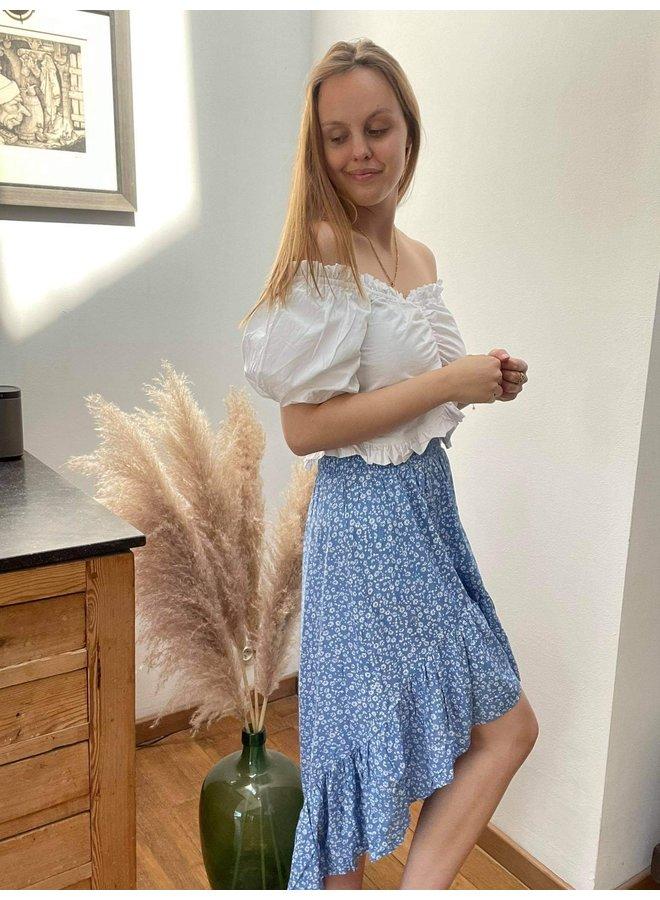 Thelma Asymmetric Skirt