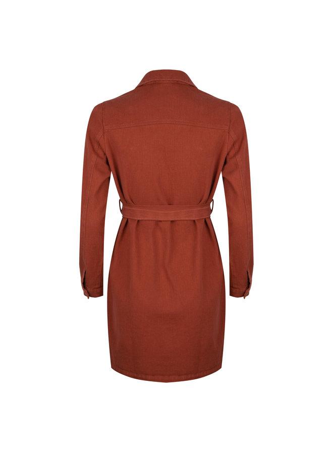 Dress Jessie Rust