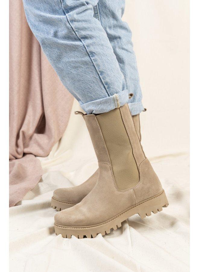 Suede Bochum Boots