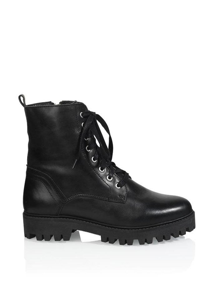 Leather Stanley Boots
