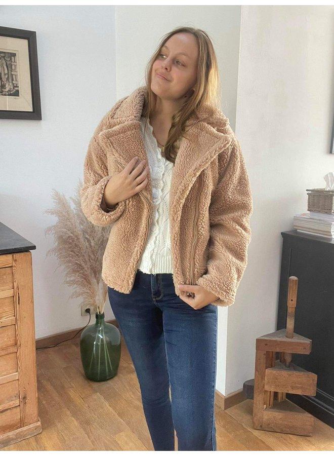 Stella Teddy Jacket