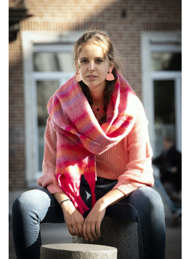 Mandy Knit Pink