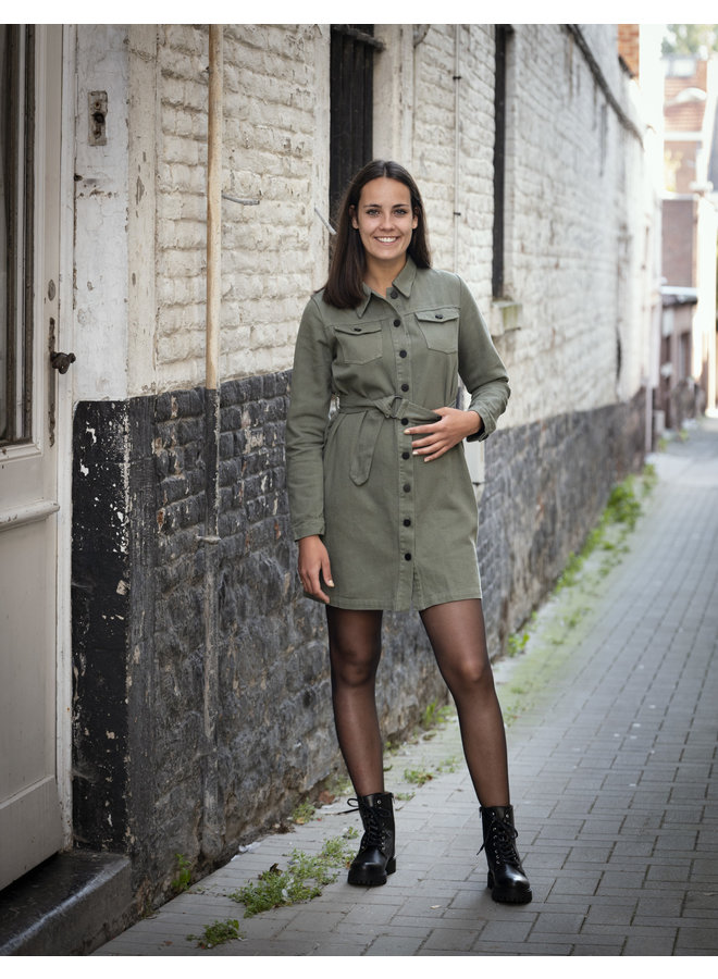 Dress Jessie Green