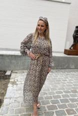 Summum 5S1250 Dress Long Flower Print