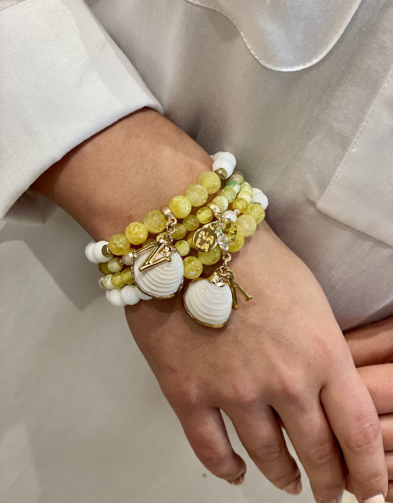 Bijoux Nala Set 216 Nala Yellow/White