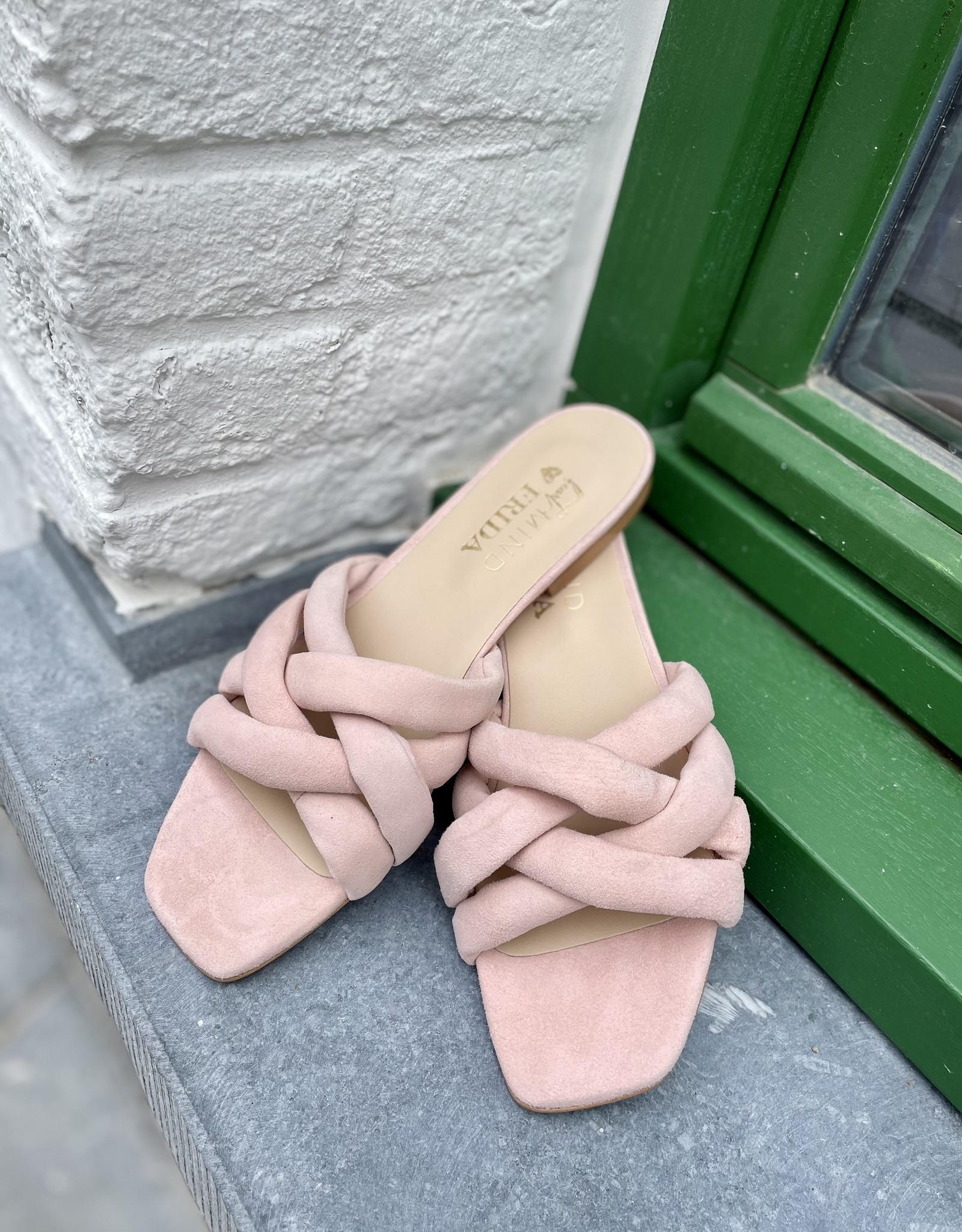 Frida Cara Sandal Pink