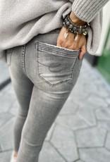 Esqualo F21.12506 Trouser Jeans Grey