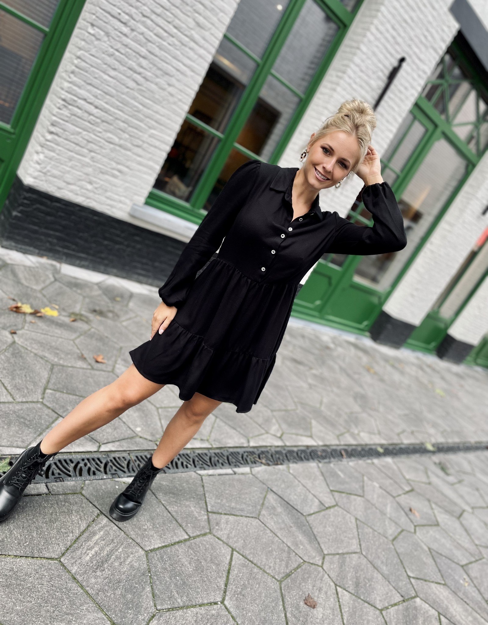 rinascimento CFC0106000003 Dress Nero
