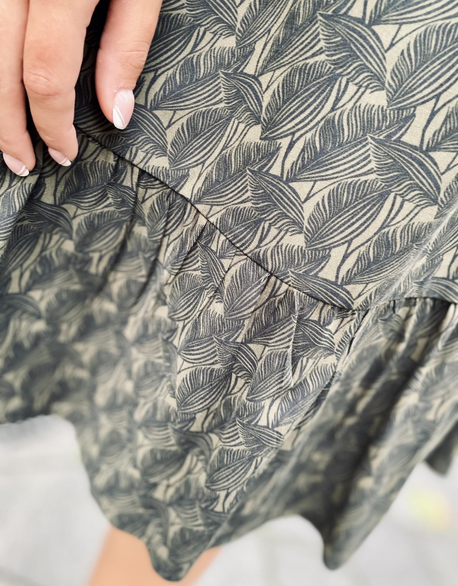 LAB 91419 Hall Dress Print
