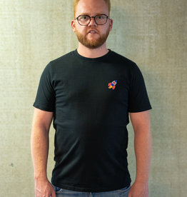 Rocket-Family Rocket- Family Shirt Zwart