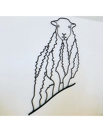 CB-Arts Herdwick Wall Panel