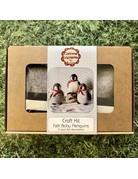 Corinne Lapierre Three Baby Penguins Felt Kit