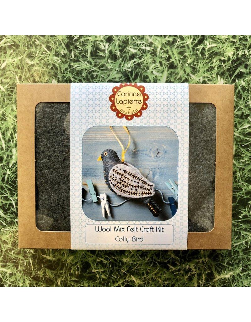 Corinne Lapierre Mini Bird Felt Kit