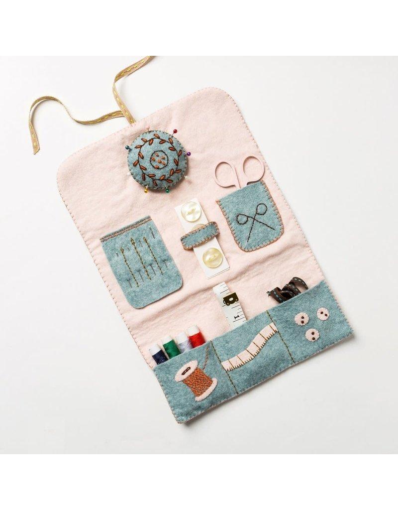 Corinne Lapierre Sewing Roll Felt Kit