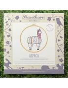 Hawthorn Handmade Embroidery Kit Alpaca