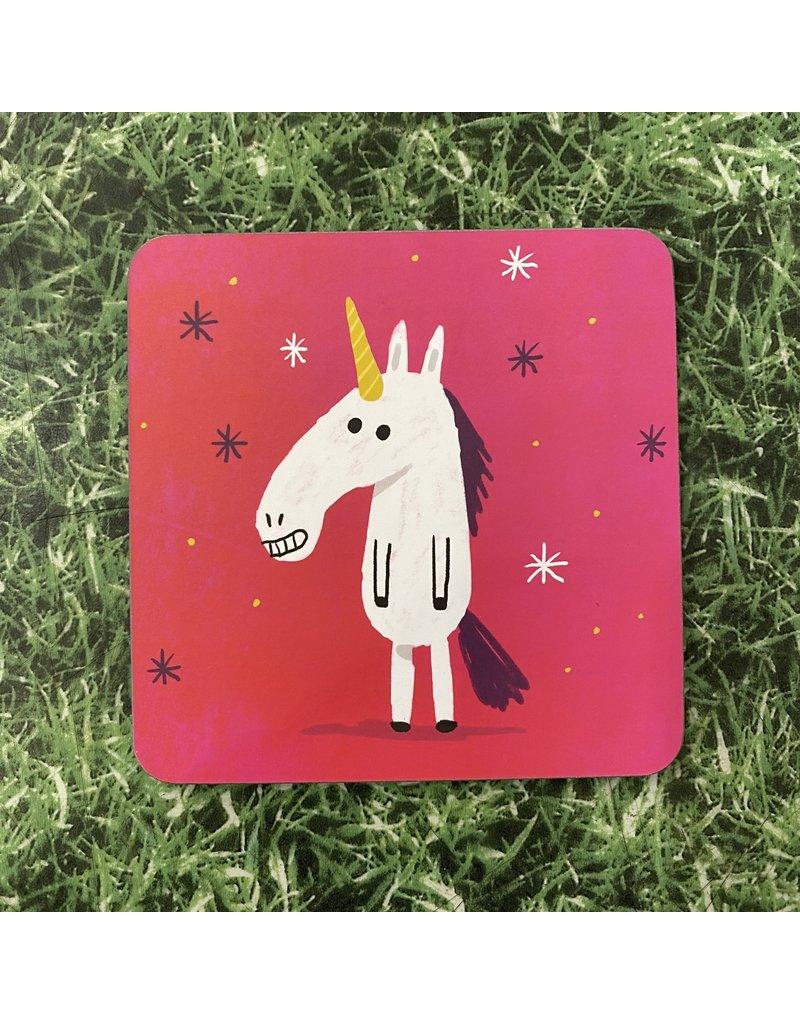 UStudio Unicorn Coaster
