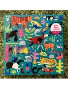 Galison 500 Piece Rainforest Puzzle