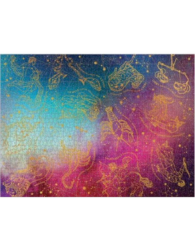 Galison 1000 Piece Astrology Puzzle