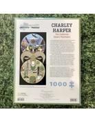 Pomegranate Charley Harper Desert Mountains 1000 Piece Puzzle