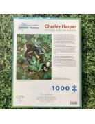 Pomegranate 1000 Piece Puzzle Charley Harper Woodland Wonders