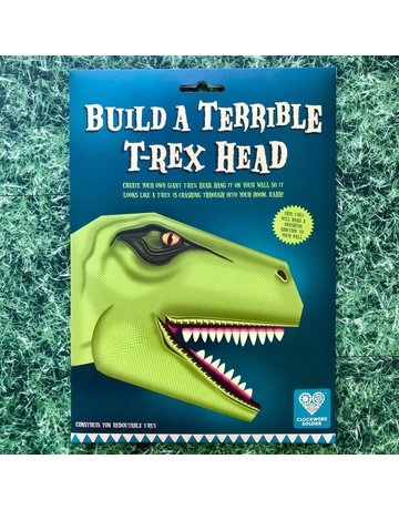 Clockwork Soldier Build A Terrible T-Rex Head