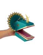 Clockwork Soldier Make Your Own Dinosaur Puppets