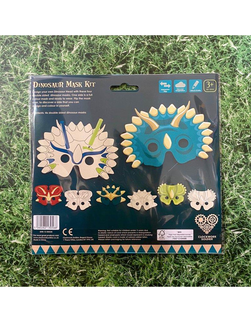 Clockwork Soldier Dinosaur Mask Kit