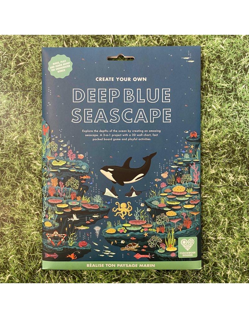 Clockwork Soldier Create Your Own Deep Blue Sea Landscape