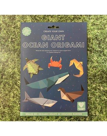 Clockwork Soldier Create Your Own Giant Ocean Origami